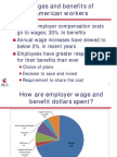 US Census Data On Wages And Benefits (October, 2012)