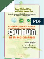 Cadena Productiva de Quinua en La Region Puno