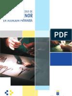 Protocolo de Cirugia Menor en Antencion Primaria