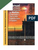 Manual diseño y construcción Mallas Conectadas Tierra
