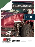 2011 Collision Report