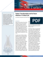 Turkey's Transformation and Its Future Influence