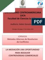 presentación Profesora Meza