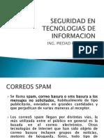 Seguridad en Tecnologias de Informacion