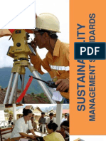 (a) PanAust Sustainability Management Standards