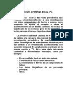 BackGround Periodismo de Investigacion