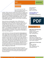 Rez Newsletter September 2012