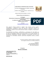 Programa Trans-Inter 2012