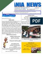 MMC Newsletter October 2012