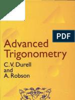 Advanced Trigonometry