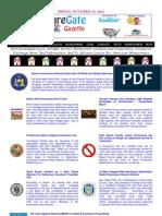 Friday - October 19, 2012 - ForeclosureGate Gazette