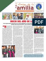 EL AMIGO DE LA FAMILIA - DOMINGO 21 DE OCTUBRE DE 2012