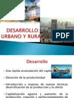Desarrollo Urbano y Rural