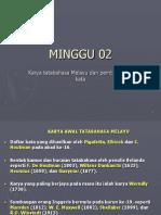 Karya Tatabahasa Melayu