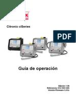 Guia de Operacion