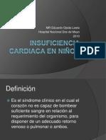 Insuficiencia Cardiaca en niños