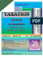 Itax Summary 2012