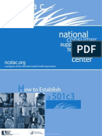 NCSTAC Guide for Non-Profit Managers