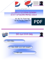 Chien Luoc Kinh Doanh Cua Pepsi