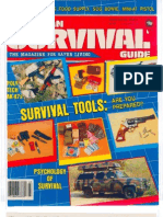 American Survival Guide March 1988 Volume 10 Number 3