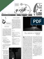 Periódico Pluma y café No. 9