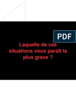 Situations Graves