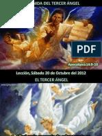 Lección 03 - La Venida del Tercer Ángel