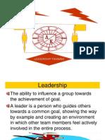 Leadership Training Ak Automatics 2012-13