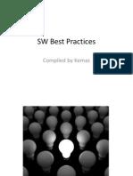 17).Best Practices in UML