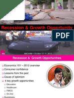 AMCHAM TNS 2012 Consumer Overview 101012