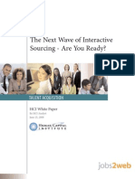 HCI Whitepaper - The Next Wave - Interactive Sourcing