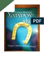 Richard Wiseman Szerencseiskola