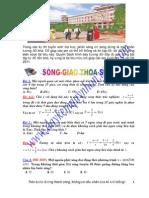 Bai Tap + Loi Giai Song Dung-song Co