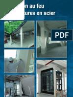 Protection au feu de structures acier - Promat