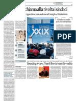 Rassegna Stampa 19.10.2012