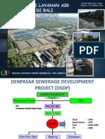 Regionalisasi Layanan Air Limbah di Bali (DSDP-BLU PAL)