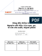 Huong Dan Kiem Tra KCS NGT
