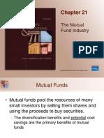 21 Mutual Funds x