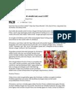 Memahami Sejarah Di Sebalik Hak Asasi LGBT