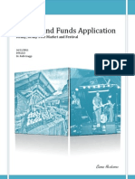 Fundraising & Sponsorship; The Ireland Funds Application