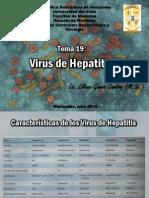 TEMA 19 Virus de Hepatitis