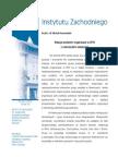 Relacje polskich organizacji w RFN  z niemieckimi władzami