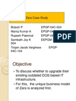 zara case study retail fashion zara case study