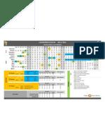 Calendário escolar CBB 2012-2013 v3