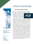 Nowe założenia polityki polonijnej