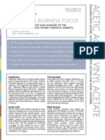 chemical business focus