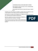 TALLER DE SOLUCIÓN DE PROBLEMAS DE REGLA DE TRES SIMPLE DIRECTA E INVERSA
