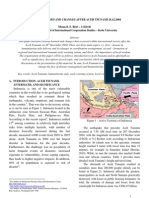 Lessons and Changes After Aceh Tsunami 2004