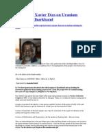Xd Interview on Uranium Mining 2012