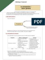 UE-3 - Ventes - Prospection - Négociations - Les Techniques